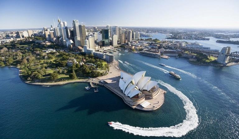 Австралийская торговая сессия