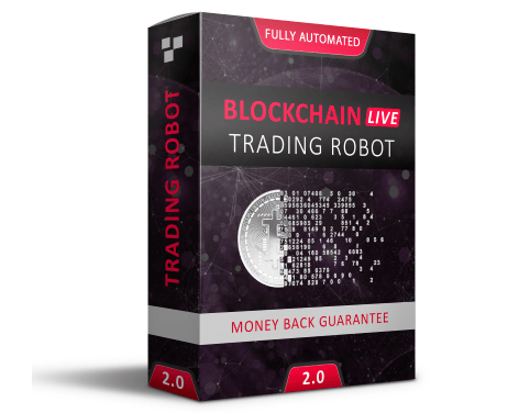 Новинка – торговый робот для криптовалюты Blockchain Live